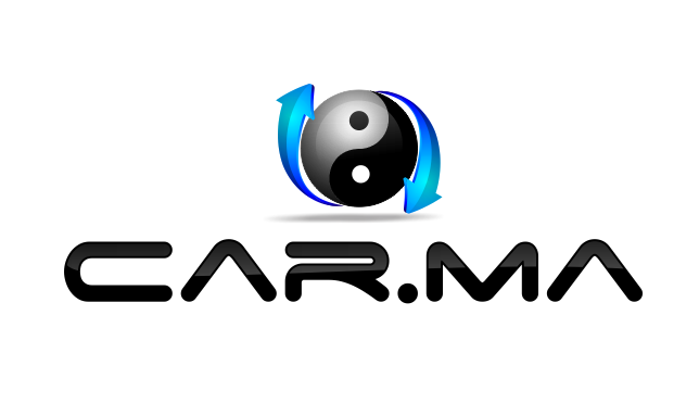Logo Design by chewdee - Entry No. 95 in the Logo Design Contest New Logo Design for car.ma.