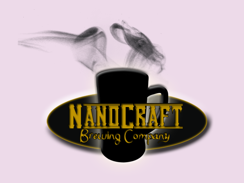 Logo Design by JanMark Bedonia - Entry No. 79 in the Logo Design Contest Unique Logo Design Wanted for NanoCraft Brewing Company.