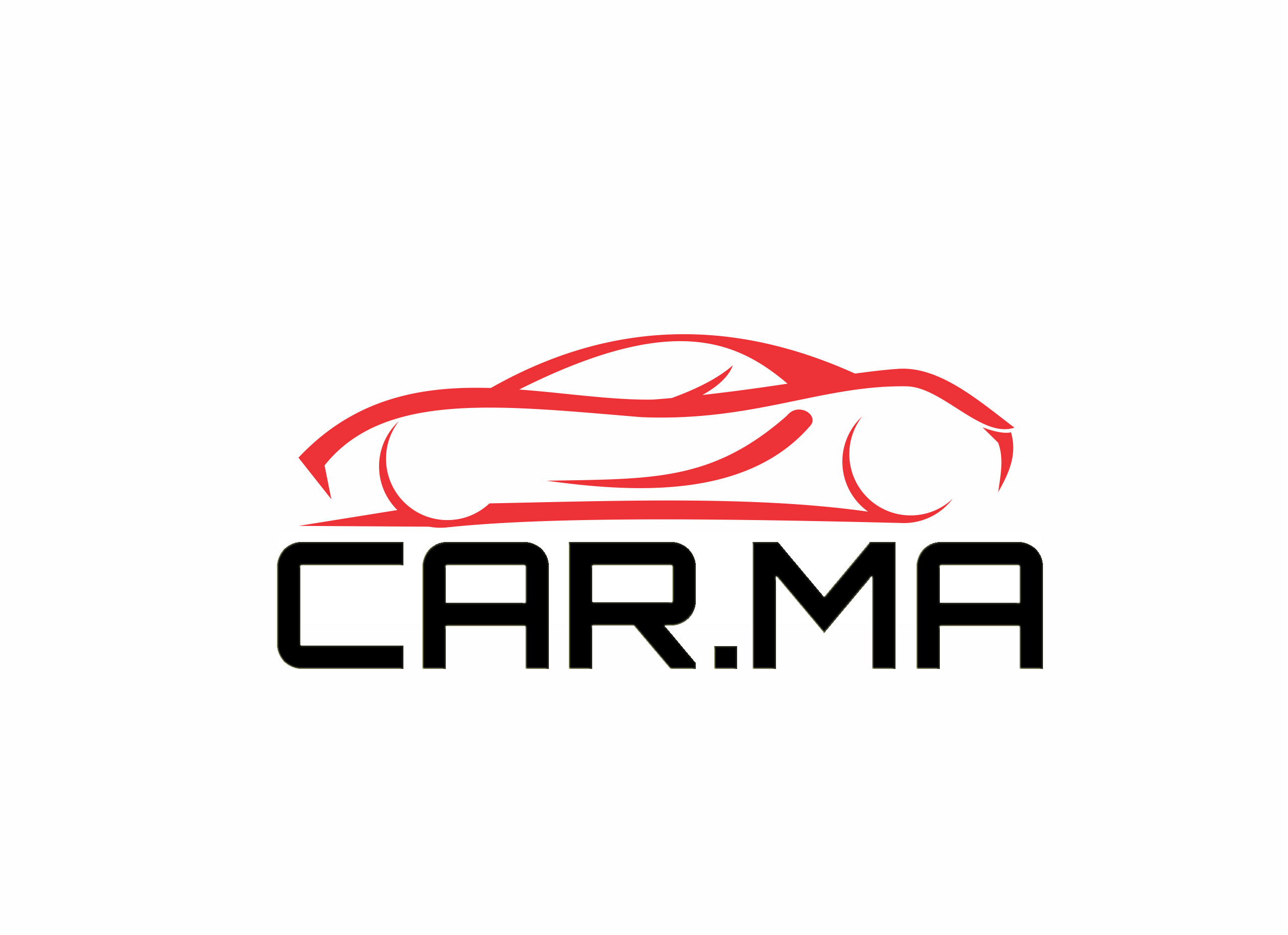 Logo Design by Shailesh Sharma - Entry No. 119 in the Logo Design Contest New Logo Design for car.ma.