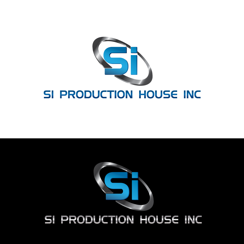 Logo Design by rockin - Entry No. 73 in the Logo Design Contest Si Production House Inc Logo Design.