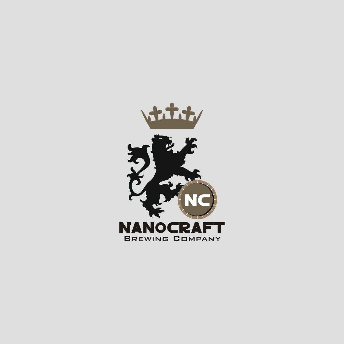 Logo Design by arteo_design - Entry No. 63 in the Logo Design Contest Unique Logo Design Wanted for NanoCraft Brewing Company.