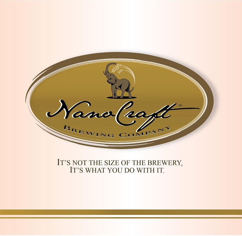 Logo Design by kowreck - Entry No. 38 in the Logo Design Contest Unique Logo Design Wanted for NanoCraft Brewing Company.