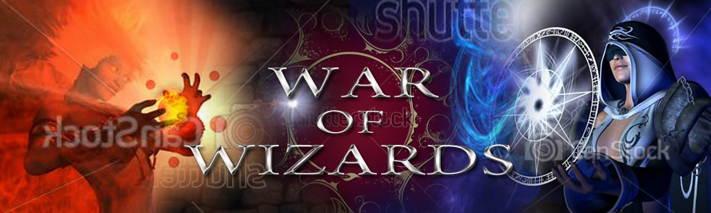 Banner Ad Design by kowreck - Entry No. 82 in the Banner Ad Design Contest Banner Ad Design - War of Wizards (fantasy game).