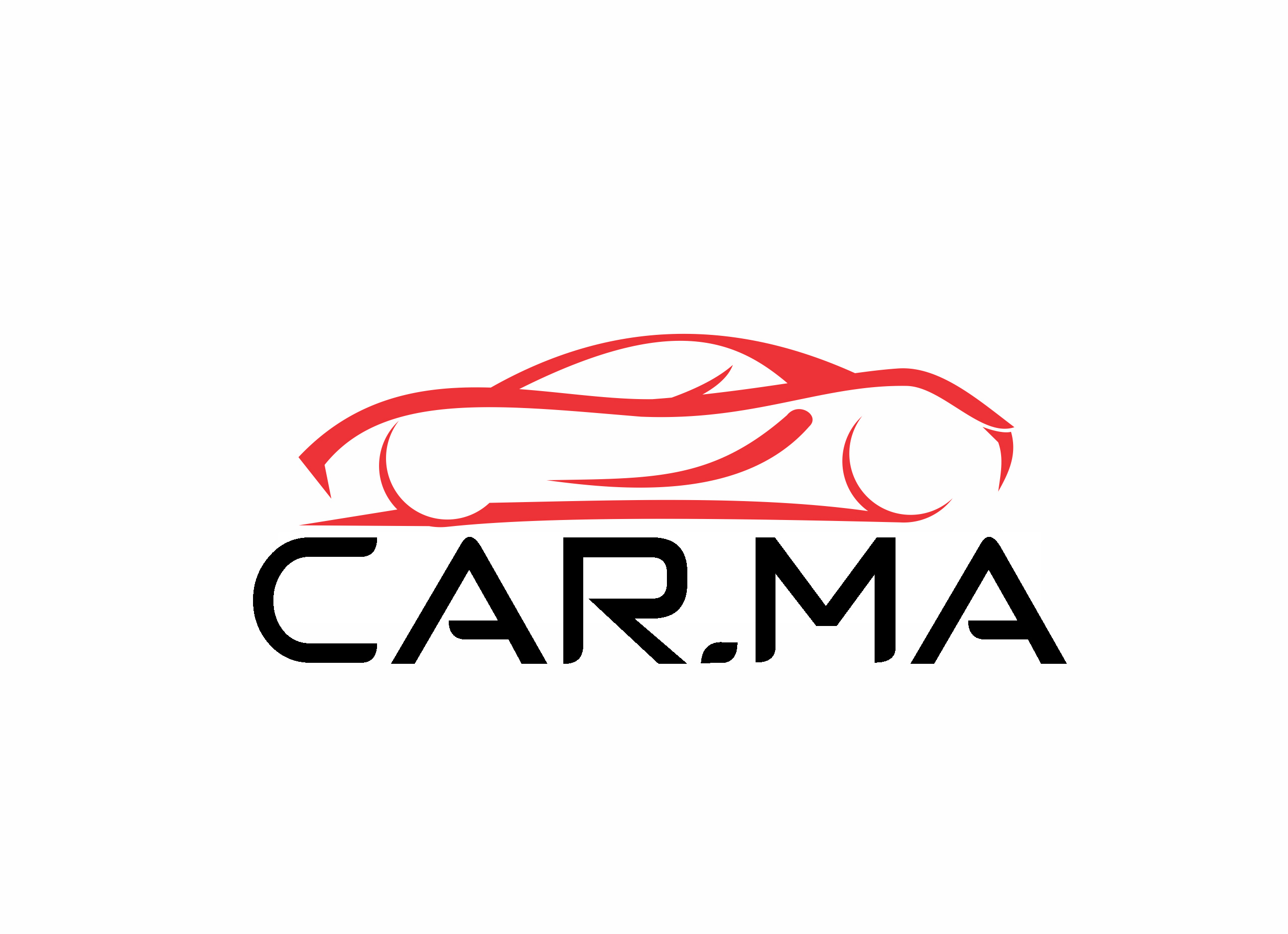 Logo Design by Shailesh Sharma - Entry No. 116 in the Logo Design Contest New Logo Design for car.ma.