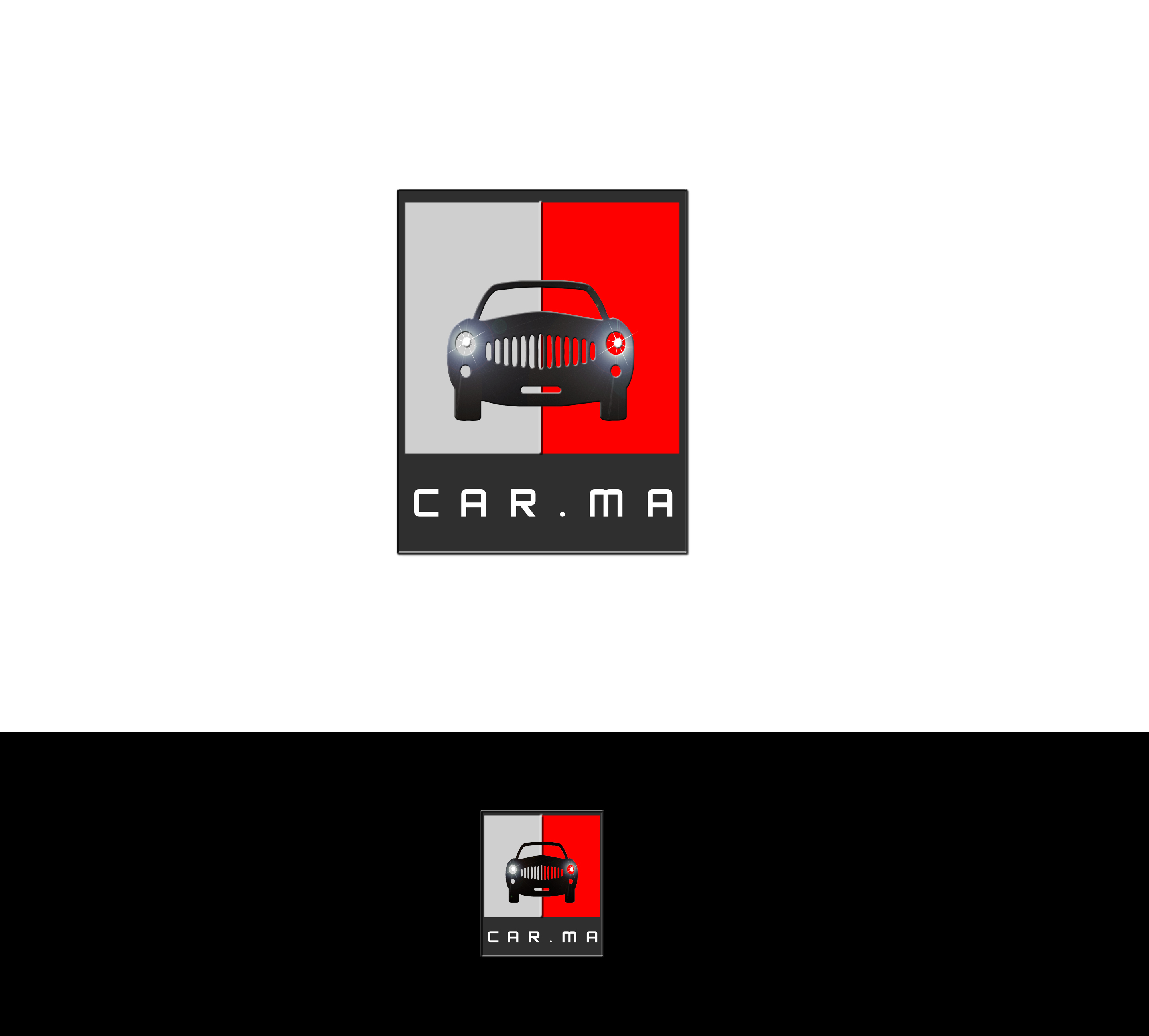 Logo Design by Lara Puno - Entry No. 43 in the Logo Design Contest New Logo Design for car.ma.