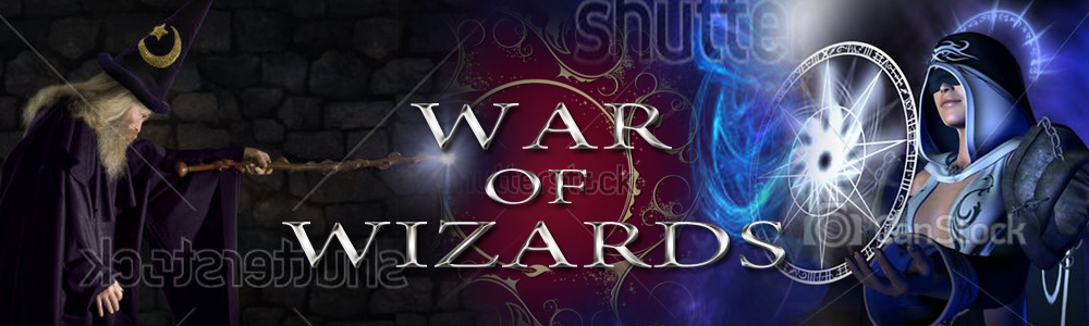 Banner Ad Design by kowreck - Entry No. 84 in the Banner Ad Design Contest Banner Ad Design - War of Wizards (fantasy game).