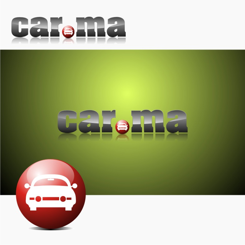 Logo Design by graphicleaf - Entry No. 194 in the Logo Design Contest New Logo Design for car.ma.