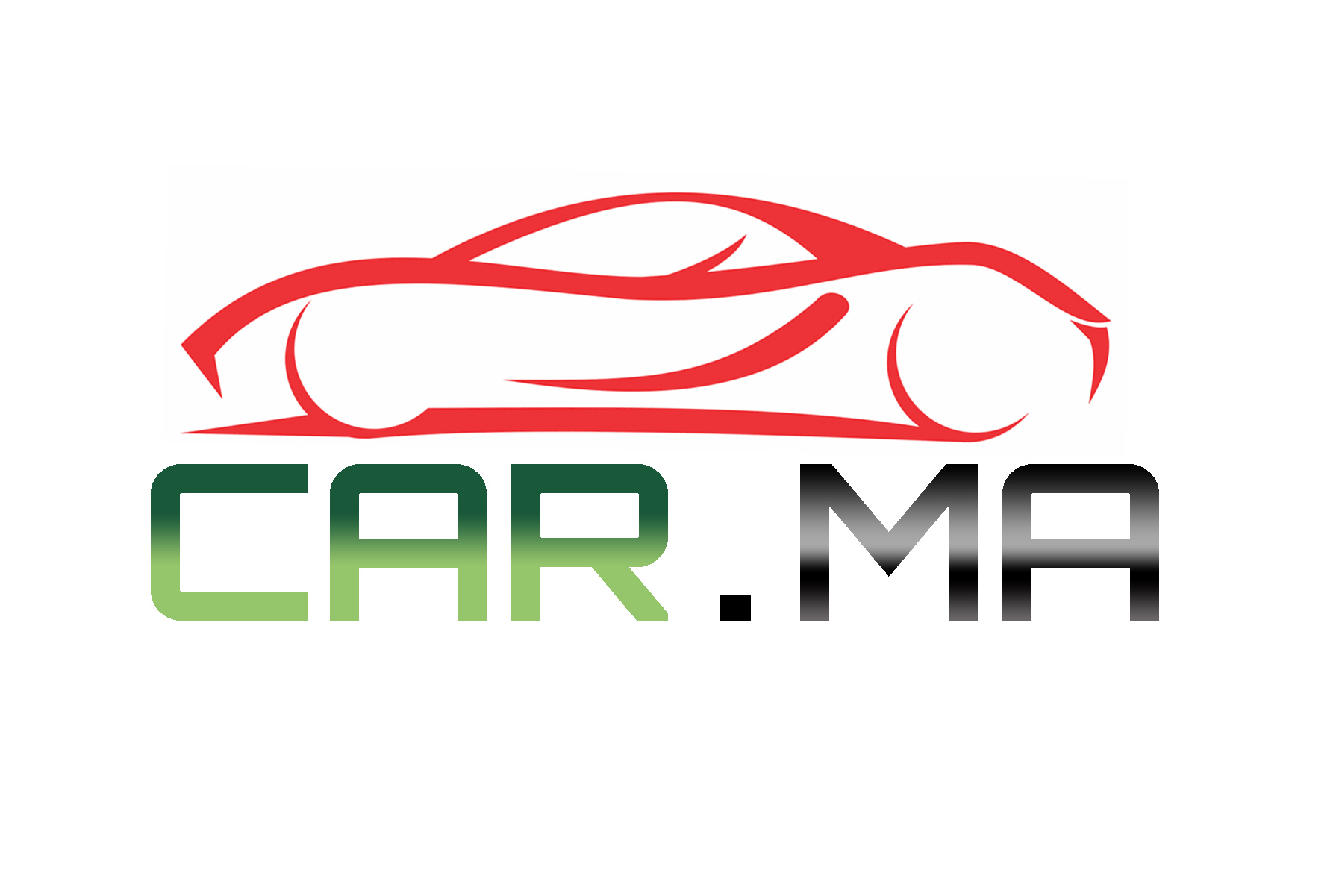 Logo Design by Shailesh Sharma - Entry No. 128 in the Logo Design Contest New Logo Design for car.ma.
