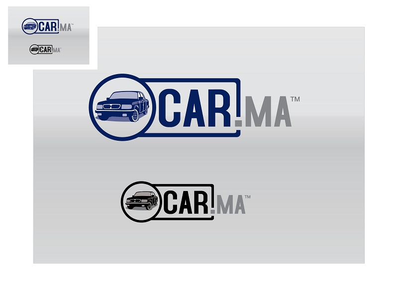 Logo Design by kowreck - Entry No. 159 in the Logo Design Contest New Logo Design for car.ma.