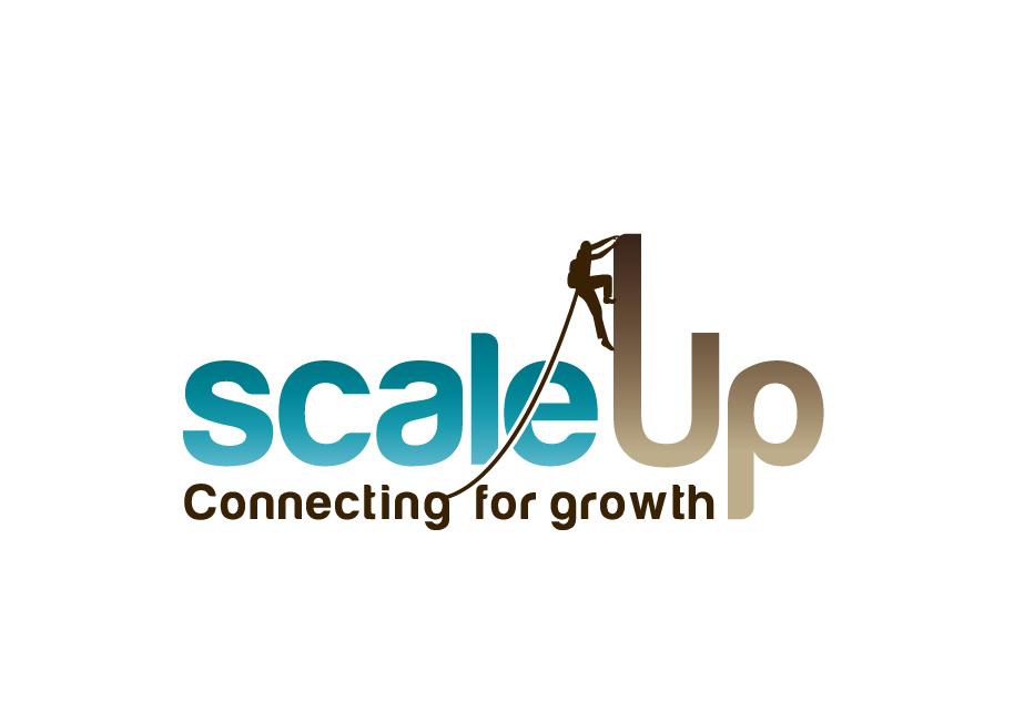 Logo Design by luna - Entry No. 7 in the Logo Design Contest Logo Design for scaleUp a consulting & event management company.