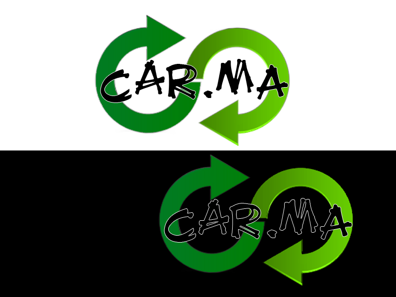 Logo Design by JanMark Bedonia - Entry No. 105 in the Logo Design Contest New Logo Design for car.ma.