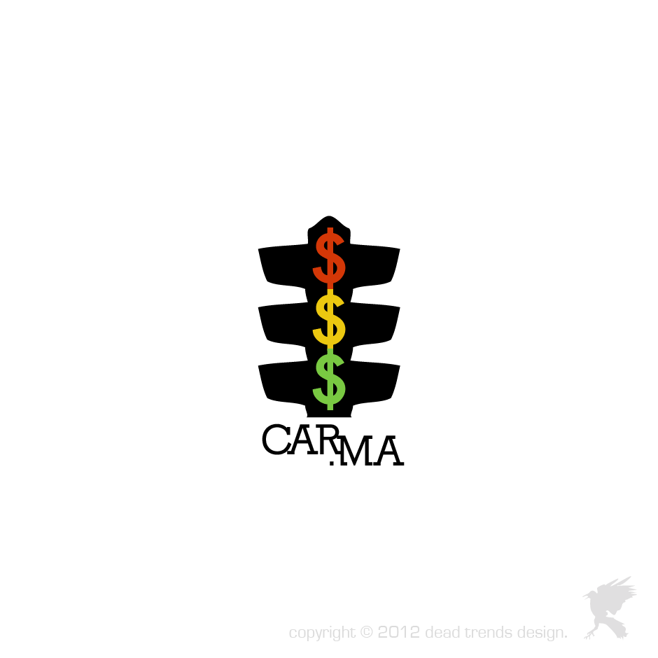Logo Design by deadtrends - Entry No. 48 in the Logo Design Contest New Logo Design for car.ma.