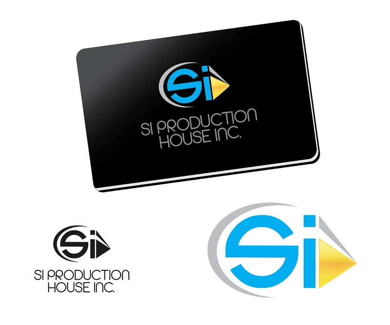 Logo Design by kowreck - Entry No. 46 in the Logo Design Contest Si Production House Inc Logo Design.