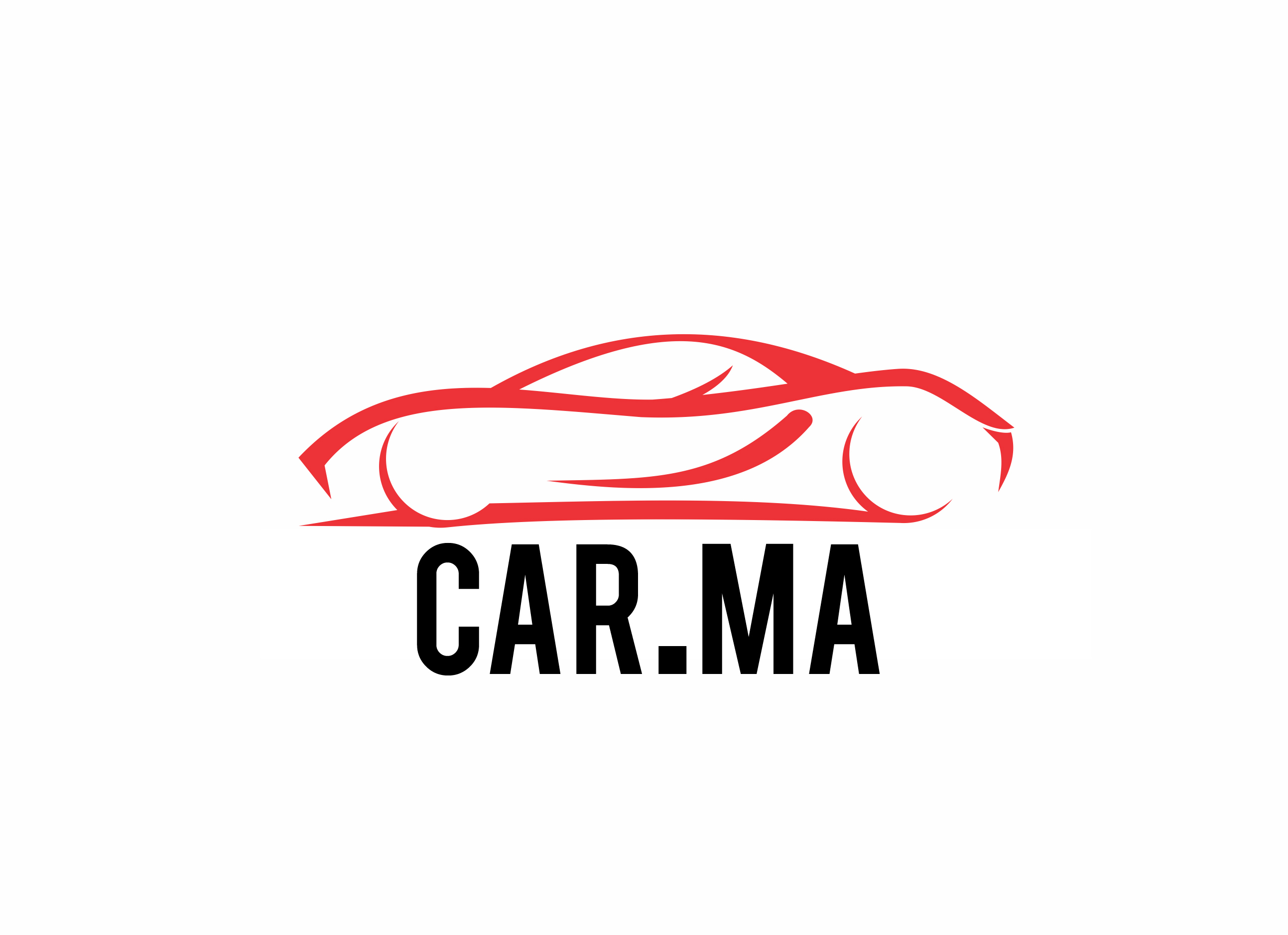 Logo Design by Shailesh Sharma - Entry No. 73 in the Logo Design Contest New Logo Design for car.ma.