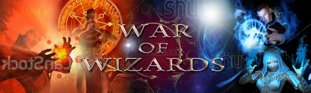 Banner Ad Design by kowreck - Entry No. 87 in the Banner Ad Design Contest Banner Ad Design - War of Wizards (fantasy game).
