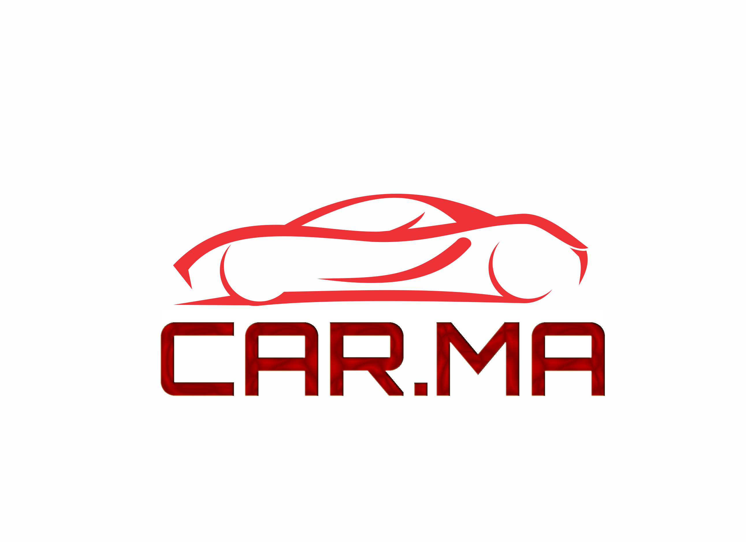 Logo Design by Shailesh Sharma - Entry No. 118 in the Logo Design Contest New Logo Design for car.ma.