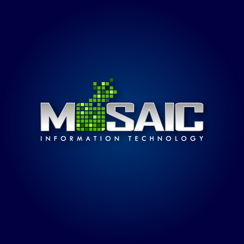 Logo Design by SilverEagle - Entry No. 55 in the Logo Design Contest Mosaic Information Technology Logo Design.