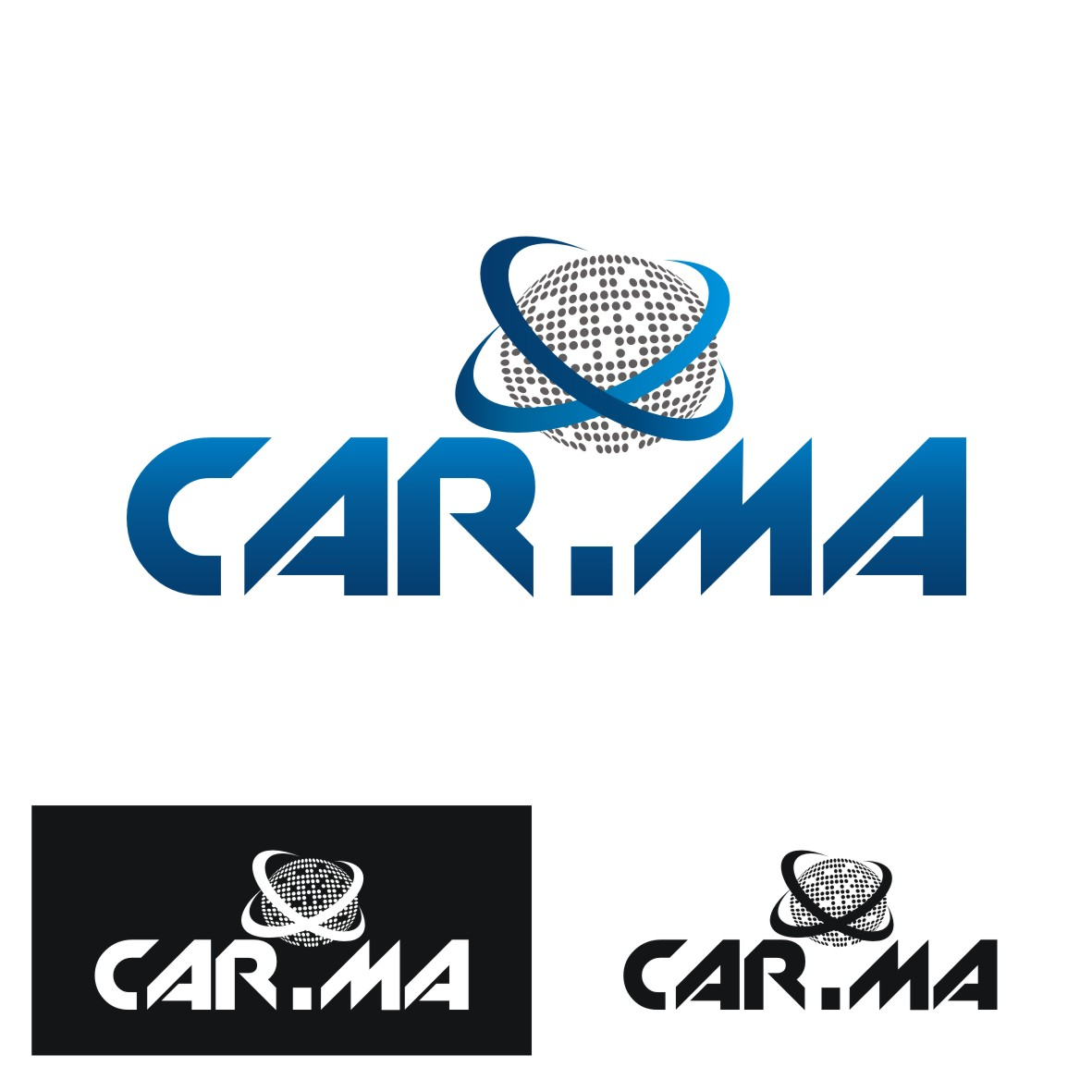 Logo Design by arteo_design - Entry No. 147 in the Logo Design Contest New Logo Design for car.ma.