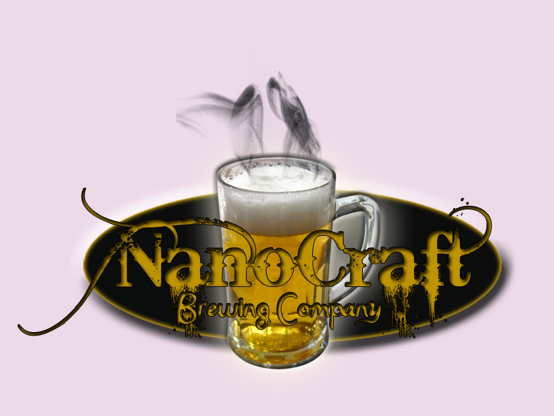 Logo Design by JanMark Bedonia - Entry No. 85 in the Logo Design Contest Unique Logo Design Wanted for NanoCraft Brewing Company.