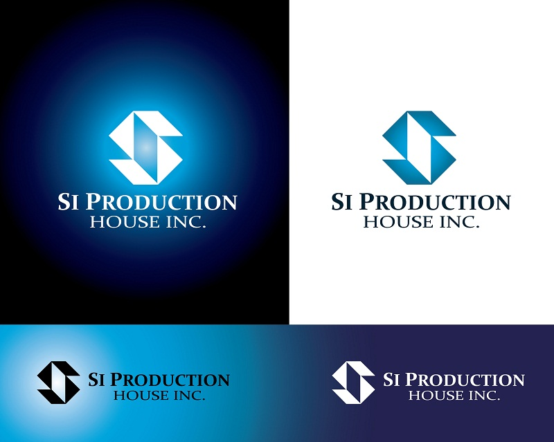 Logo Design by kowreck - Entry No. 65 in the Logo Design Contest Si Production House Inc Logo Design.