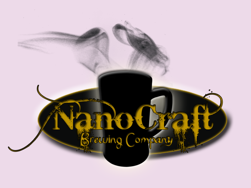 Logo Design by JanMark Bedonia - Entry No. 80 in the Logo Design Contest Unique Logo Design Wanted for NanoCraft Brewing Company.