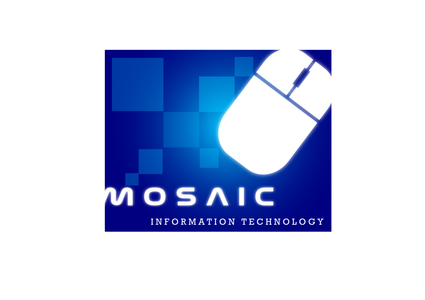 Logo Design by whoosef - Entry No. 47 in the Logo Design Contest Mosaic Information Technology Logo Design.