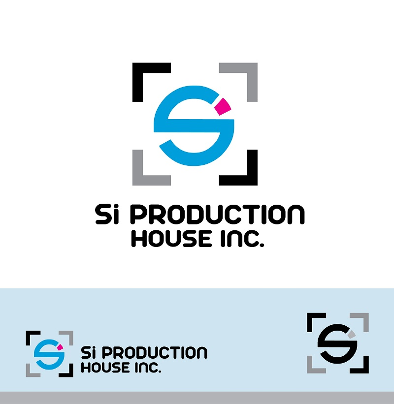 Logo Design by kowreck - Entry No. 44 in the Logo Design Contest Si Production House Inc Logo Design.