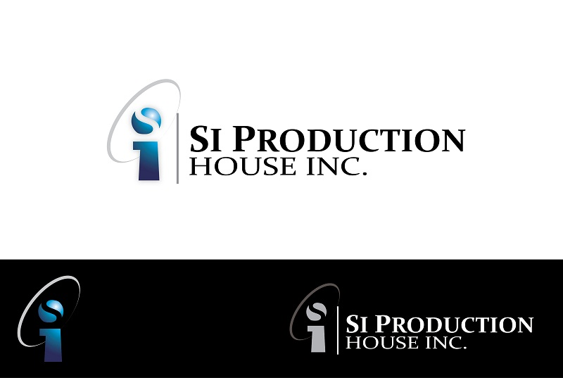 Logo Design by kowreck - Entry No. 62 in the Logo Design Contest Si Production House Inc Logo Design.