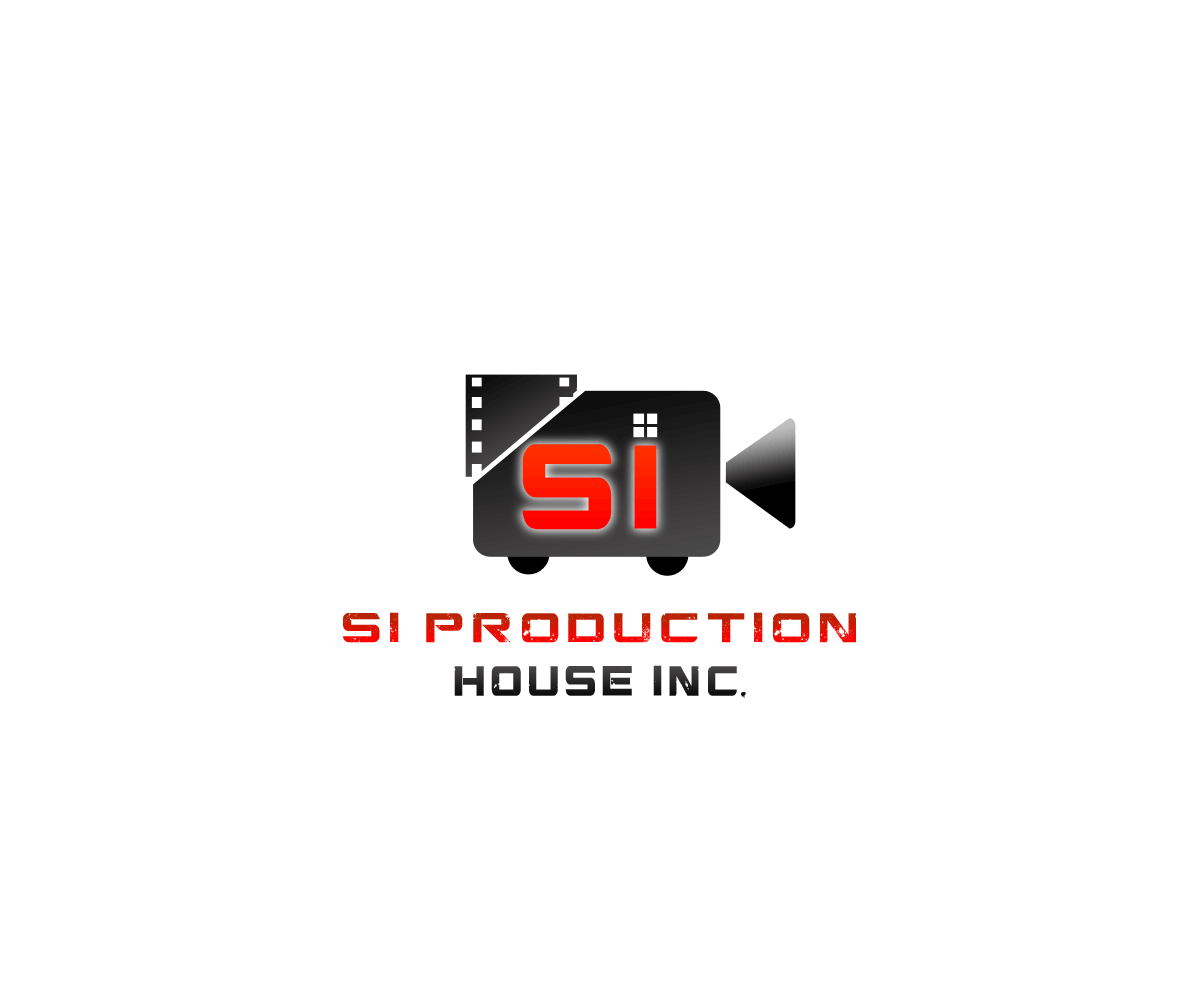 Logo Design by Cecil PixCelt - Entry No. 87 in the Logo Design Contest Si Production House Inc Logo Design.