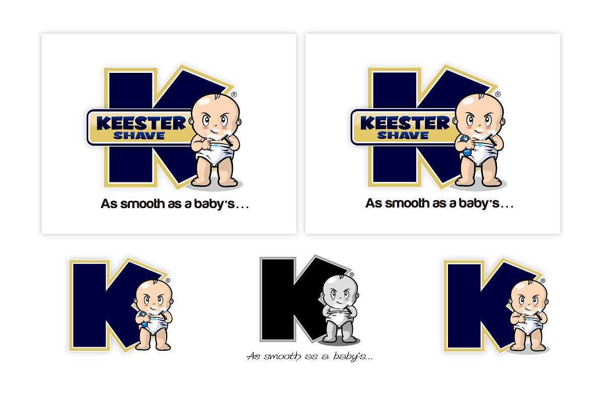 Logo Design by kowreck - Entry No. 15 in the Logo Design Contest Logo Design Needed for Exciting New Company Keester Shave.