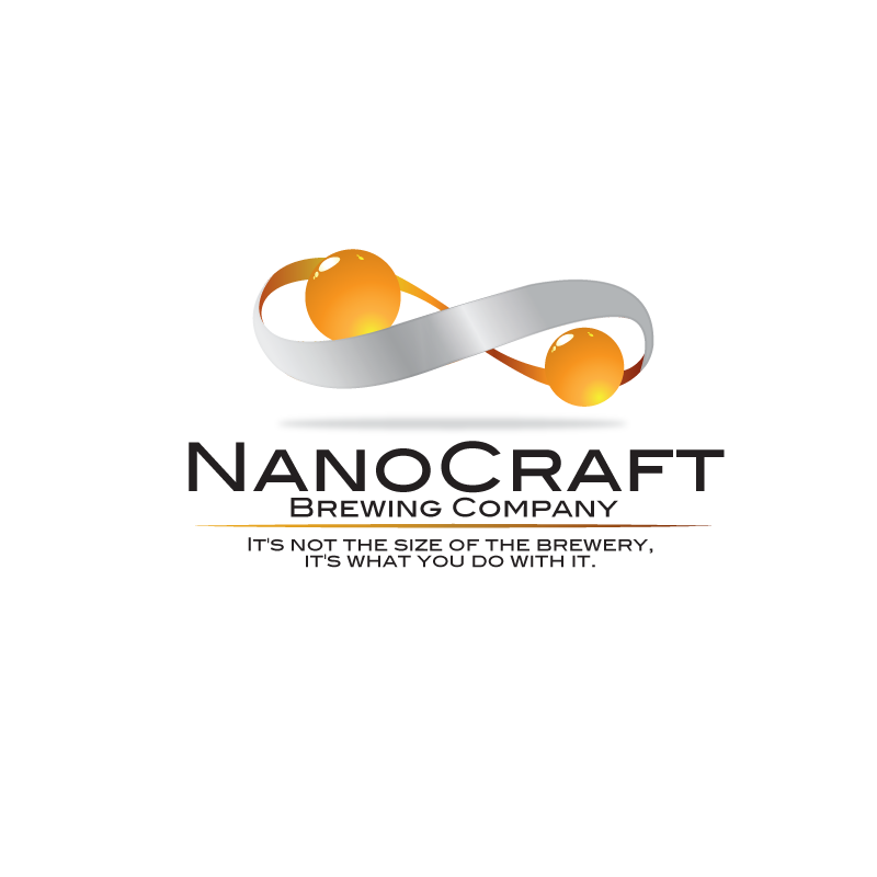 Logo Design by storm - Entry No. 27 in the Logo Design Contest Unique Logo Design Wanted for NanoCraft Brewing Company.