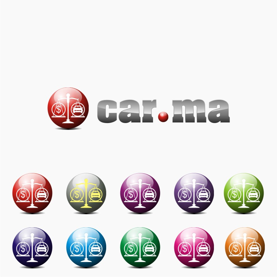 Logo Design by graphicleaf - Entry No. 174 in the Logo Design Contest New Logo Design for car.ma.