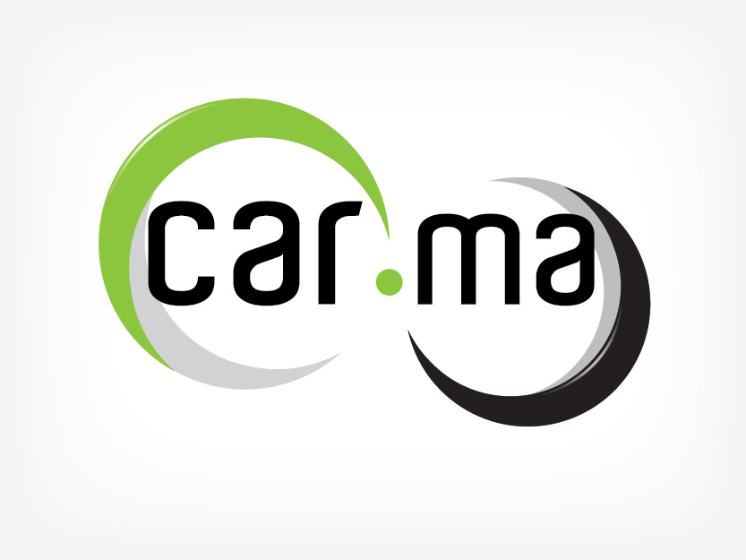 Logo Design by Private User - Entry No. 186 in the Logo Design Contest New Logo Design for car.ma.