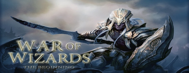 Banner Ad Design by kowreck - Entry No. 77 in the Banner Ad Design Contest Banner Ad Design - War of Wizards (fantasy game).