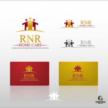 Imaginative Logo Design For RNR HomeCare