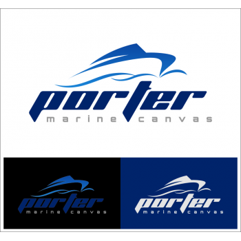 New logo by Ngepet_art for cporter