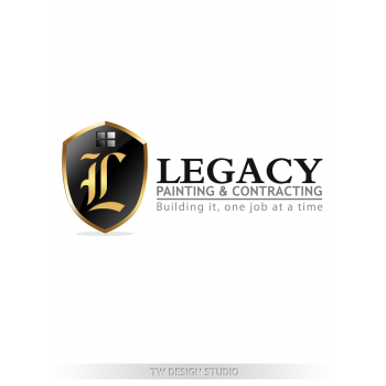 Logo Design Contests Logo Design For Legacy Painting Contracting