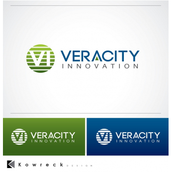 Logo design contests creative logo design for veracity for Design and innovation consultancy