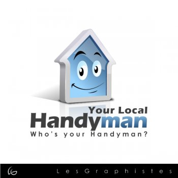 New logo by Les-Graphistes for Your-Local-Handyman