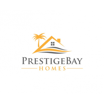 Imaginative Logo Design For Prestige Bay Homes
