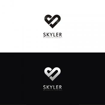 New logo by moxlabs for skylerclothing