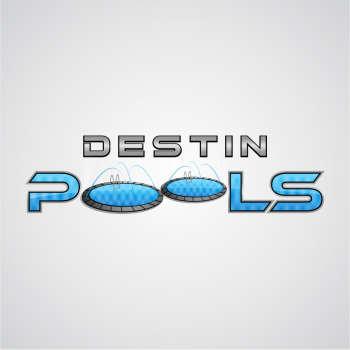 Logo design contests fun logo design for destin pools design no 49 by graphicsuite - Swimming pool logo design ...