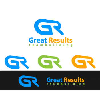 Team Building Logo Design