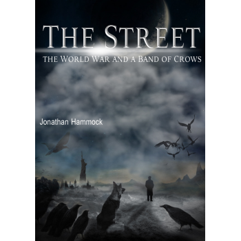 New book cover by IMaDESIGNER for jhammock