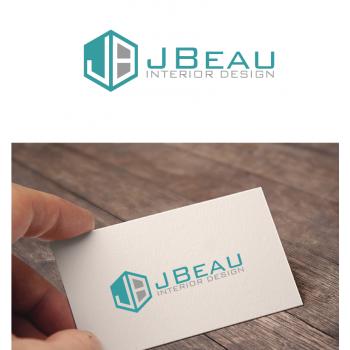 Logo Design Contests Fun Logo Design For J Beau Interior Design