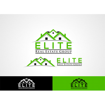 New logo by Mhon_Rose for Elite