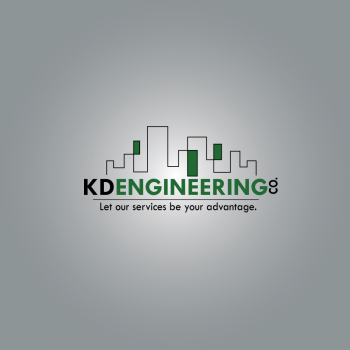 Mechanical engineering logo design for Design and engineering companies
