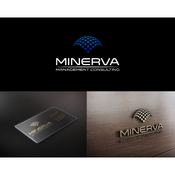 New logo by cryss17 for Chris-Minerva