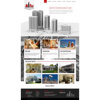 New web page by Emadz for saadiqdaya