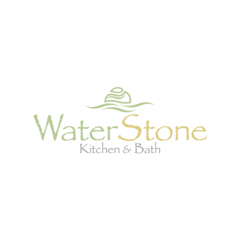 Logo design contests waterstone kitchen bath logo for Kitchen design logo